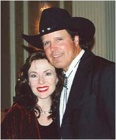 With country singer/actor/cowboy and perfect gentleman Sean O'Brien!